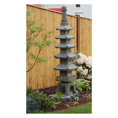 japanische figuren garten pagode figuren skulpturen garten japanwelt
