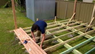 how to build a deck all selleys australia