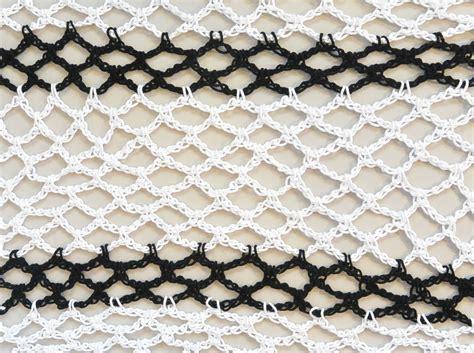 net pattern crochet how to crochet diamond mesh stitch mama in a stitch