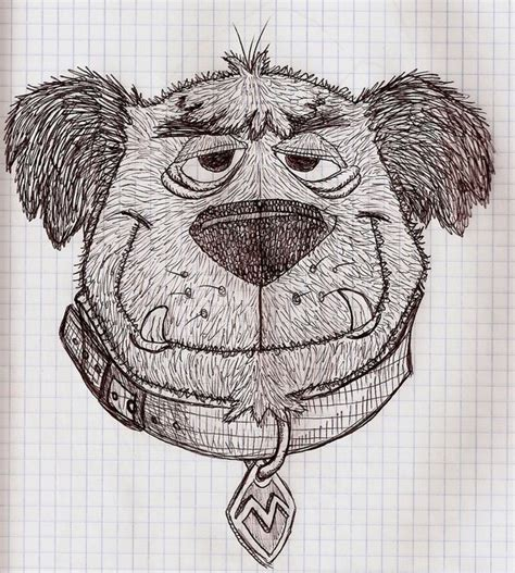 doodle class doodles during class muttley by slappy427 on deviantart