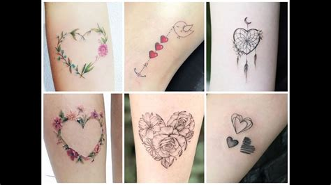 beautiful heart tattoo design ideas  womens youtube