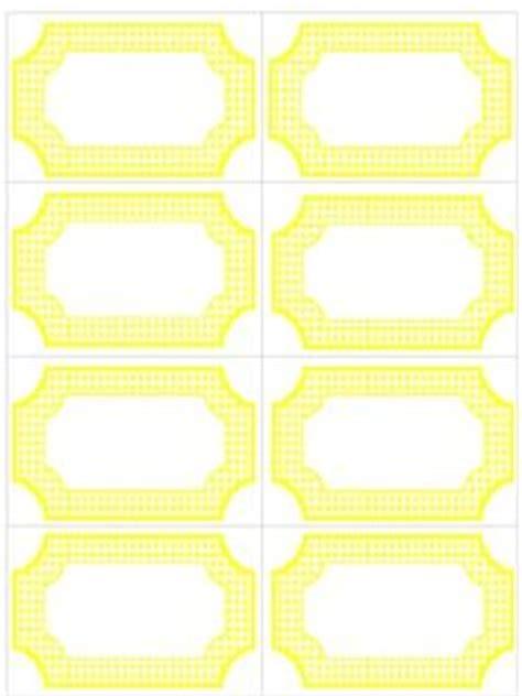 printable labels yellow editable polka dot labels yellow polka dot labels