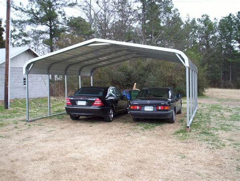 Covered Car Port by Carports Montana Mt