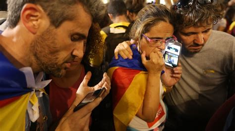 spain catalonia foreign minister denies coup by madrid