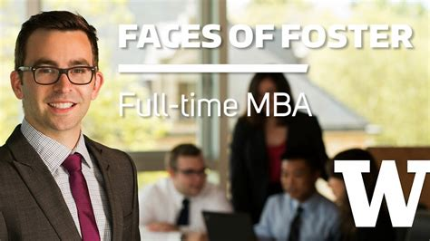 Washington Foster Mba by For Foster Mba Practical Experiences Add Real World