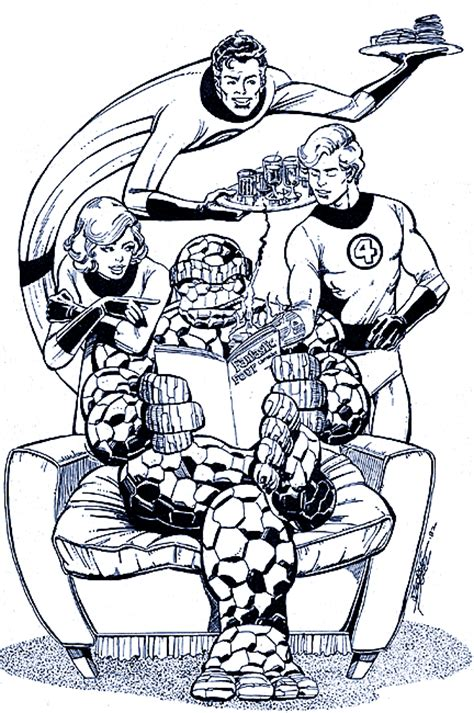 Dial B For Blog The World S Greatest Comic Blogazine Coloring Page Big Planet