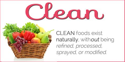 Essay On Clean Foods by Cleanlean Green With Suzanne Wiseman