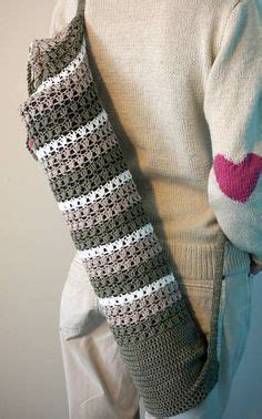 yoga mat bag knitting pattern shavasana yoga mat bag crochet pattern by emily nelson on