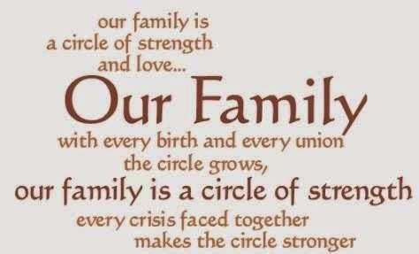 quotes  everyday family trust quotes family inspirational quote