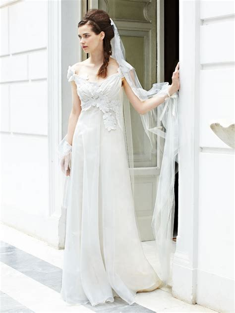 Renaissance Style Wedding Dresses by Roberta Lojacono 2012 Bridal Collection The