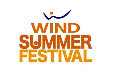 wind summer festival effetto festivalbar il wind summer festival potrebbe