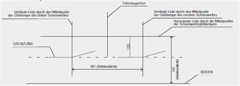 Licht Einstellen Auto by Hyundai I30 Abblendlicht Scheinwerfer Und