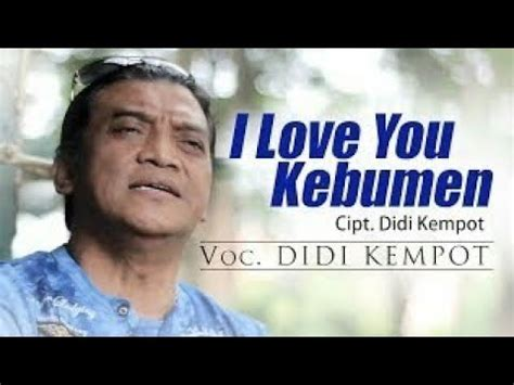 download mp3 didi kempot kurang trimo didi kempot i love you kebumen free mp3 download stafaband