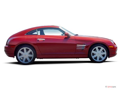 Chrysler 2 Door Coupe by Image 2004 Chrysler Crossfire 2 Door Coupe Side Exterior