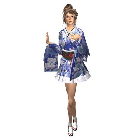 Akina Kimono kimono blue onsen akina s closet page 2