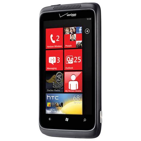 Hp Htc Verizon htc trophy verizon wireless mobile look review