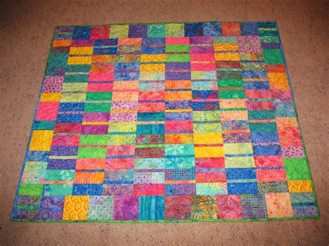 How Are Quilts Made by Sew 2 Quilt Batik Quilts