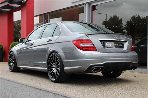 used mercedes c class 6 3 c63 amg mct 4dr for sale in