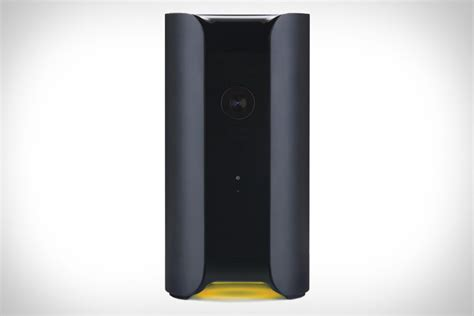 canary home security device uncrate