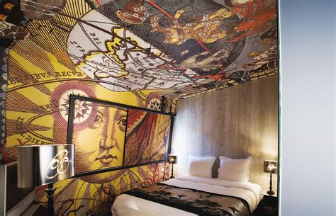 Christian Lacroix Hotel h 244 tel bellechasse juste magazine