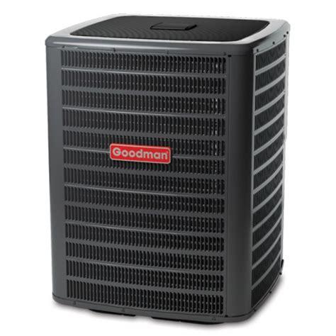 3.5 Ton Goodman GSX16 Straight Cool Condenser   3.5 Ton   5.0 Ton   Outdoor Condensing Units