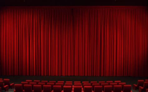 red curtain theatre curtains stock by pyronixcore on deviantart