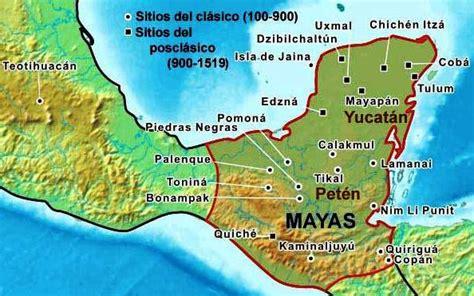 imagenes de los mayas ubicacion 191 qu 233 estados de m 233 xico poblaron los mayas m 233 xico mi pa 237 s