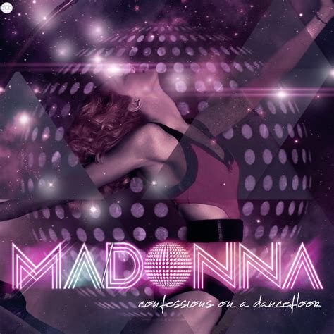 Confessions On A Floor by Confessions On A Floor Fanmade Cover Madonna