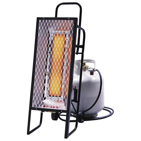 mr heater mh35lp portable radiant heater 193298 garage