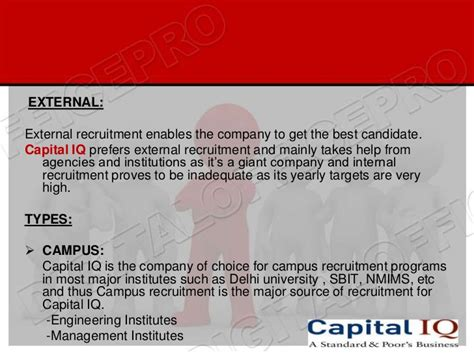 Capital Iq Written Test Papers For Mba Finance by Capital Iq 2