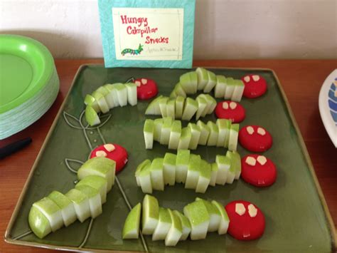 preschool snacks buggy birthday to you bug themed kids jewels at home