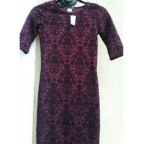 eggplant colored dress wine colored dress eggplant purple colored dress xs from