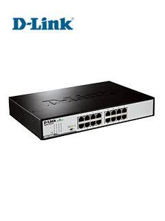 Murah D Link Dgs 1016d 16 Port Gigabit Unmanaged Desktop Switch switch d link dgs 1016d 16 rj 45 10 100 1000 mbps auto mdi mdix