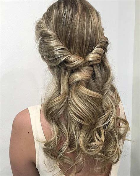 31 half up half prom hairstyles page 2 of 3 stayglam