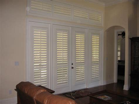 Shutters On Patio Doors Doors Shutters Door Design Pictures