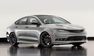 Mopar Chrysler Chrysler 200 S Mopar Uf 11 2015