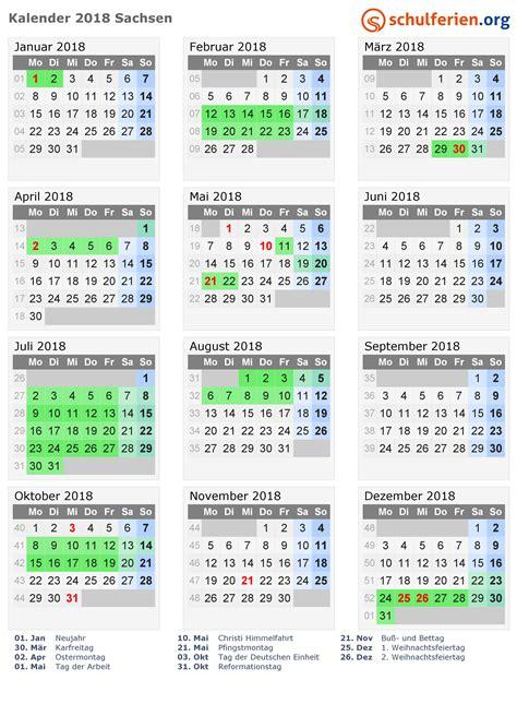 Kalender 2018 Sachsen Kalender 2018 2019 Sachsen
