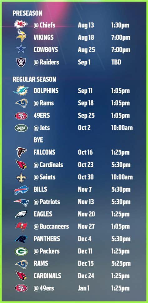 printable seahawks schedule 2015 2016 printable seahawks schedule 2015 2016 printable seahawks