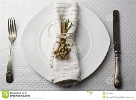 fancy place setting stock photo image of folded fancy elegant place setting white and gold stock photo image