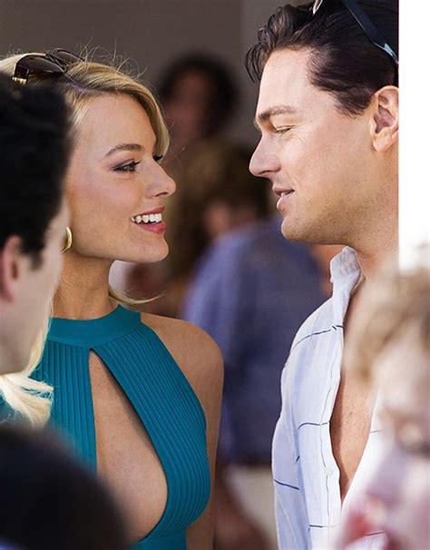 emma stone wolf of wall street leonardo dicaprio and margot robbie in the wolf of wall