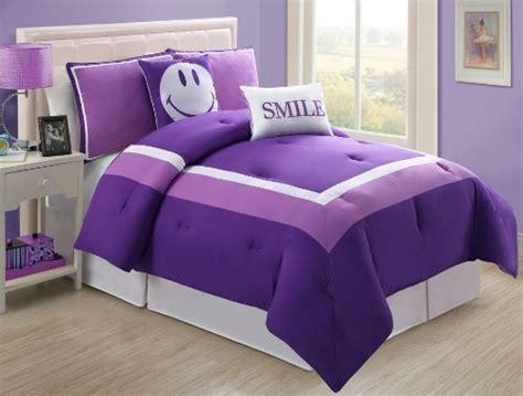 purple bedroom set modern purple twin comforter set for girls purple