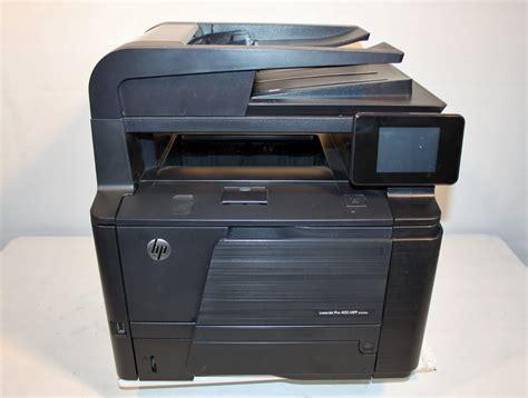 Toner Printer Hp Laserjet Pro 400 hp laserjet pro 400 mfp m425dn the printer barn