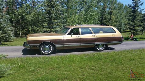 Chrysler Station Wagon by Chrysler Town Country Station Wagon