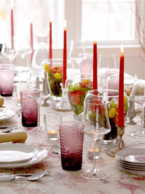 beautiful table beautiful table settings for any party hgtv