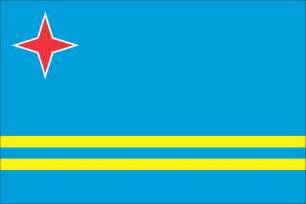 aruba color meaning of aruba flag