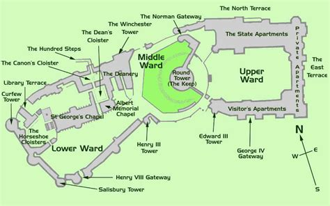 Mayflower Floor Plan by Windsor Castle Historical Facts And Pictures The History Hub