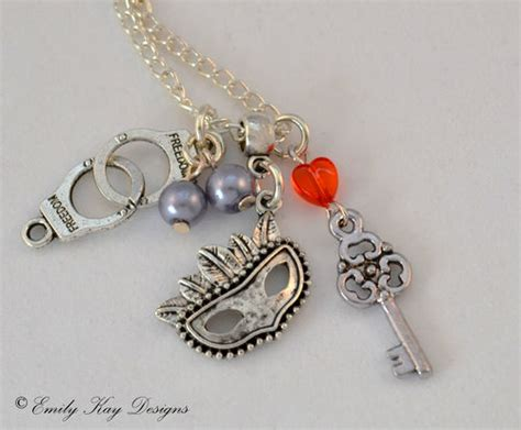 other necklaces pendants fifty 50 shades of grey