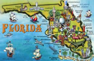 florida attractions map florida studies of south florida st petersburg