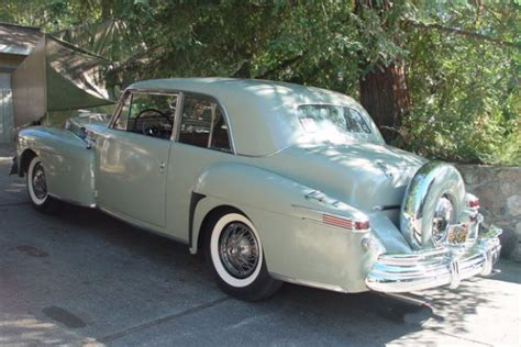 lincoln continental 1946 1946 lincoln continental 2 door coupe 22844