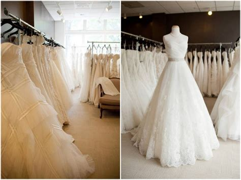 Wedding Dresses The Rack by Bridal Boutique Dress Racks With A Modern Elegance